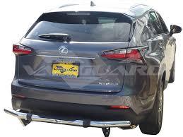 lexus rear bumper 15 17 lexus nx nx200t nx300h rear bumper protector guard single