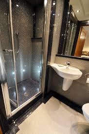 black and silver bathroom ideas luxury bathroom ideas silver sparkle versital