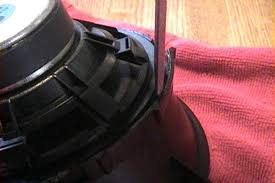 how to change 318ti rear speakers write up with pictures