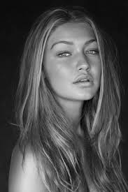 gigi hadid wallpapers gigi hadid images black and white hd wallpaper and background