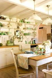 farmhouse kitchen ideas with open shelves and kitchen sink with