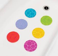 munchkin non slip bath dots 6 pack