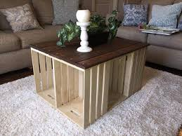 Wine Crate Coffee Table Diy by The 25 Best Wooden Crates Ideas On Pinterest Crate Shelves