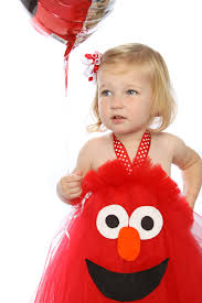 cookie monster and elmo halloween costumes elmo inspired tutu dress for birthdays halloween parades