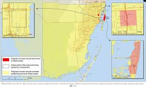 Miami Dade College Map by October 2016 Mosquito Squad