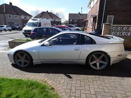 modified nissan 300zx lucille