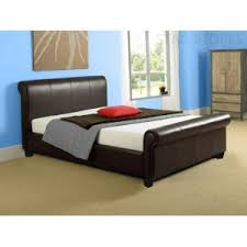 4ft small double size bed frame free uk delivery