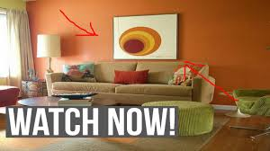 home interior wall colors choosing wall paint colors for living room youtube