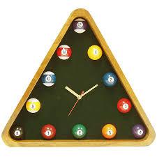 themed clock sport themed clocks