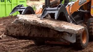grapples attachments case construction equipment
