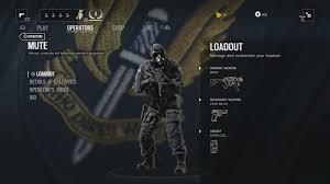 Rainbow Six Siege Operators In Rainbow 6 Siege Sas Operator Guide Sledge Thatcher Smoke