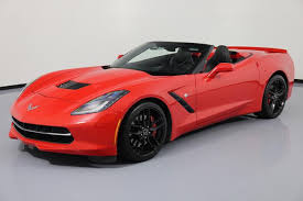 corvette 2014 stingray for sale used chevrolet corvettes for sale buy free delivery vroom