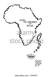 africa map black and white africa map black and white stock photos images alamy