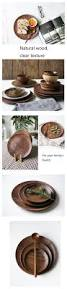 best 25 wooden plates ideas on pinterest natural crockery set