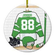 114 hockey ceramic ornaments zazzle ca
