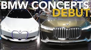 concept bmw bmw x7 concept first look and bmw i vision dynamics concept 2017