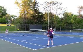 lighted tennis courts near me tennis ottawa park