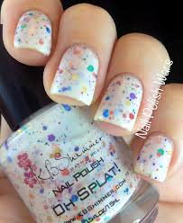 glitter nail art ideas try some bling bling diet health and