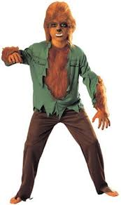 scary werewolf halloween costume for kids scary halloween costumes