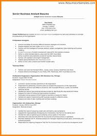 Sap Bo Resume Sample by Business Analyst Resume Format If Business Resume Samples Sample