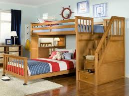 Double Loft Bed Double Loft Bed Rope Ladder Diy Kids Large Size - Double bunk beds uk