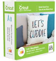market street fonts cricut cartridge craftdirect com