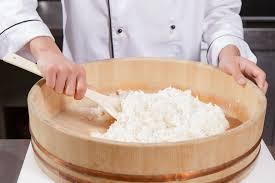comment cuisiner du riz comment réussir riz à sushi tanoshi