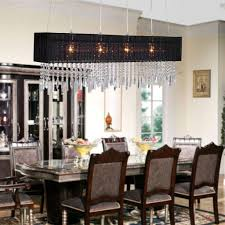 Table L Chandelier Decorations Awesome Rounf Contemporary Chandelier Design With