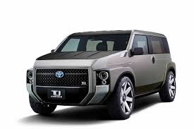 large toyota suv toyota tj cruiser is an unconventional suv cross breed
