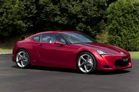 sporty toyota cars could toyota s ft 86 concept the of sporty toyotas