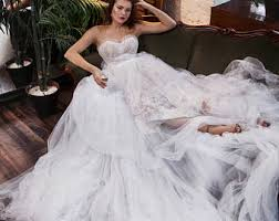 luxury wedding dresses luxury wedding dress etsy