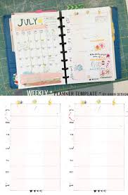 free planner template best 20 weekly planner template ideas on pinterest weekly 8 5 by 5 5 weekly planner templates by ahhh design diyplanner printable week