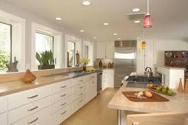 meubles hauts cuisine modele de cuisine sans meuble haut idée de modèle de cuisine