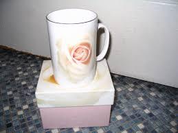 althorp rose fine bone china mug princess diana brand new very