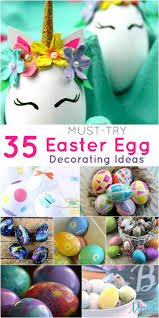 best decorated easter eggs 35 must try easter egg decorating ideas easteronmdr