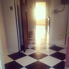 Entryway Color Schemes Astounding Classic Entryway Decors With Black And White Checkered