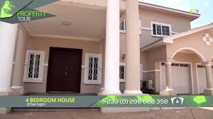 4 Bedroom House 4 Bedroom House At East Legon For Sale Youtube