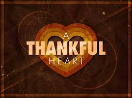 thanksgiving things to be thankful for list a thankful heart orchids of light foundation