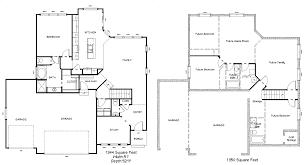 rambler floor plans carolina 3 car 1344 rambler u2013 utah home design