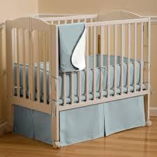 Portable Crib Bedding Solid Robin S Egg Blue Portable Crib Bedding Carousel Designs
