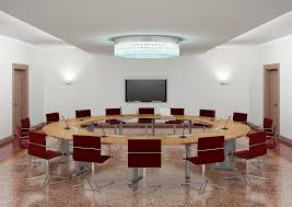 Contemporary Conference Tables by Contemporary Conference Table Melamine Round Modular