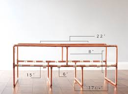 fearless diy episode 3 copper sling coffee table u2022 vintage revivals