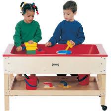 Toddler Water Table Jonti Craft Toddler Height Sensory Table W Shelf 2866jc On Sale