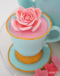 teapot cake susucre