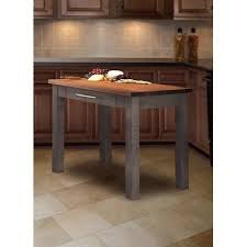 Kitchen Prep Tables Home Design Styles - Kitchen preparation table