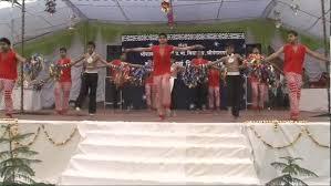 sgn khalsa pg sri ganganagar annual function 2012 of dav from sri ganganagar vandemataram