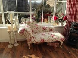 Shabby Chic Chaise by French Style Shabby Chic Chaise Longue Chair Window Seat Ebay