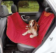 dog car seat protector trout bum reversible hammock seat