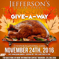fundraiser by brandon jefferson thanksgiving 2016 together