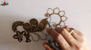intricate mehendi motif design marathon part 5 youtube